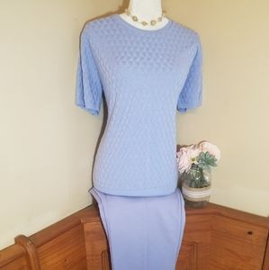 Alfred Dunner Pants Suit Size 12
